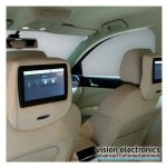 Vision Semitouch - Rear Seat Entertainment - Skoda Superb 3T
