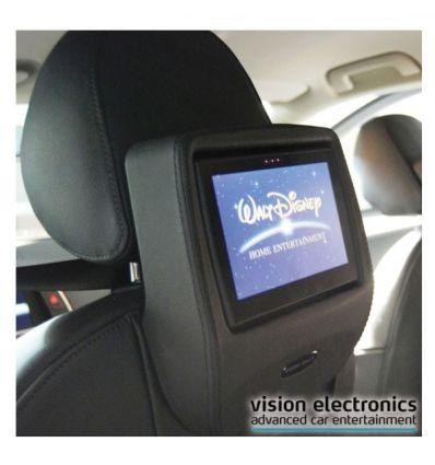 Vision Semitouch - Rear Seat Entertainment - Audi A5 8T, Q5 8R con predisposizione RSE
