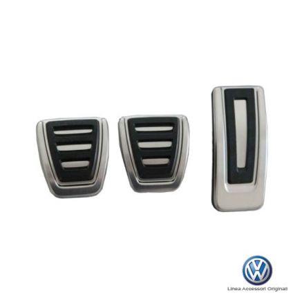5G1064200 - Set pedaliera sportvo - Acciaio inox (per cambio meccanico) - VW Golf 7