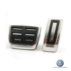 5G1064205 - Set pedaliera sportvo - Acciaio inox (per cambio DSG) - VW Golf 7