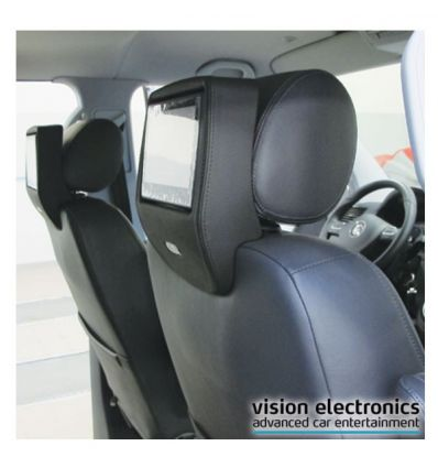 Vision Semitouch - Rear Seat Entertainment - VW T5 7E (Multivan, Caravelle)