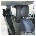 Vision Semitouch - Rear Seat Entertainment - VW T5 7E (Multivan, Caravelle)