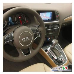 Audi Infotainment MMI Basic-Plus 3G+, incl. Navigation DVD - Retrofit - Audi Q5 8R Facelift