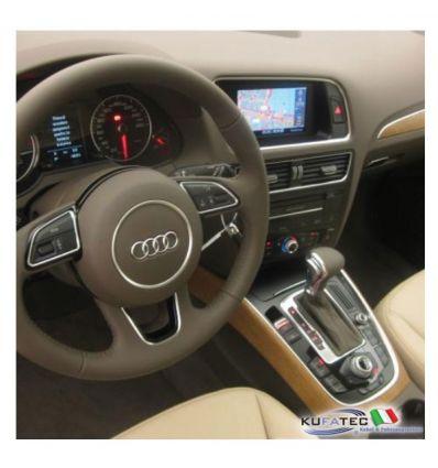 Audi Infotainment MMI Basic-Plus 3G, incl. Navigation DVD - Retrofit - Audi Q5 8R Facelift