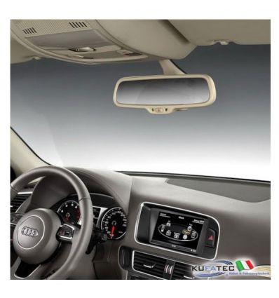 Auto-Dimming Interior Mirror - Retrofit - Audi A4 8K A5 8T Q5 8R Facelift con sensore luce pioggia