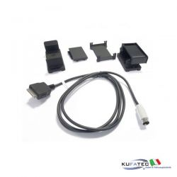 iPod dock cable - Dension Gateway 100 / 300 - 9 PIN