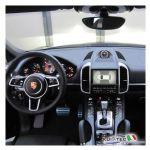 Park Assist con visualizzazione grafica Anteriore + Posteriore  - Retrofit - Porsche Cayenne E2