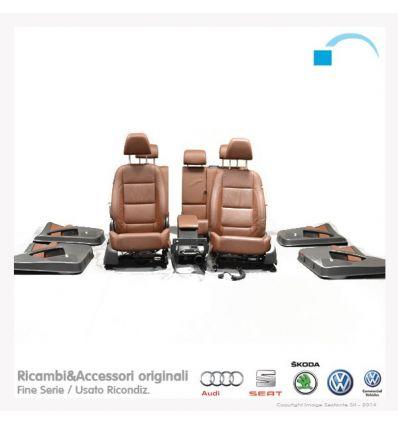 VW Tiguan 5N Interior Leather Dynaudio