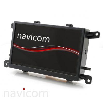 """Navicom NAV-R1-A4 touchscreen, Europa iGO PRIMO - Audi A4 A5 Q5 w/ display 6,5"""""""