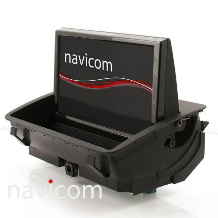 "Navicom NAV-R1-Q3 touchscreen, Europa iGO PRIMO - Audi Q3 8U w/ monitor 8"""