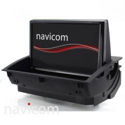 """Navicom NAV-R1-A3 touchscreen, Europa iGO PRIMO - Audi A3 8V w/ monitor 8"""""""