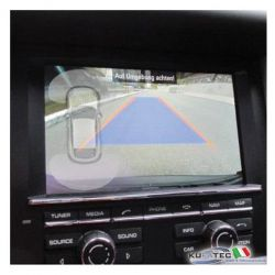 Rear View Camera - Retrofit - Porsche Macan