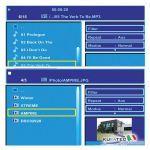DVD Player Ampire DVX102 + Tv Receiver Ampire DVB-T 400-HD + Multimedia Adapter CAN - con OEM Control - Audi, Mercedes, VW