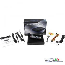 Kufatec DVB-T HR-5A (CI-Slot) - HD - MPEG4 - USB Recorder