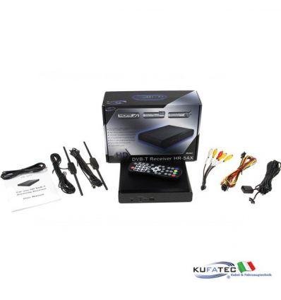 Kufatec DVB-T HR-5A (CI-Slot) - HD - MPEG4 - USB Recorder
