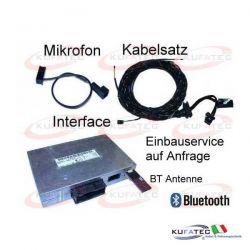 "Bluetooth Handsfree - Retrofit - Audi A6 4B ""Bluetooth Only"""