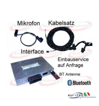 "Bluetooth Handsfree - Retrofit - Audi A6 4B ""Bluetooth Only"""