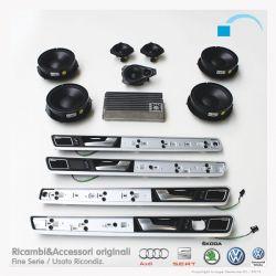 VW Touareg 7P Sound system Dynaudio
