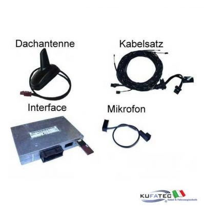 "Bluetooth SAP ""Sim Access Profile"" - Retrofit - Audi Q7 4L con MMI 2G High"