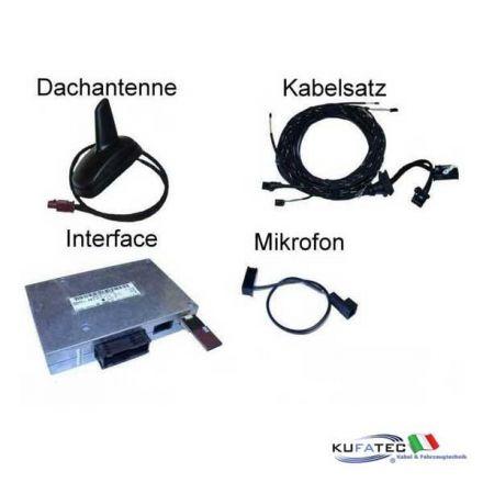 "Bluetooth SAP ""Sim Access Profile"" - Retrofit - Audi Q7 4L con MMI 2G High"