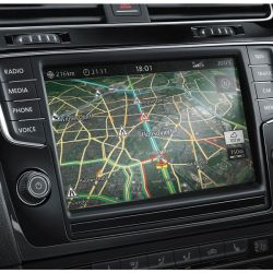 "Retrofit - Radio Composition Media 5,8"" to Navigation Discover PRO - VW Golf 7"