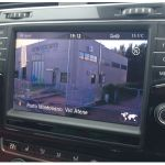 "Retrofit - Radio Composition Media 5,8"" w/ DAB to Navigation Discover PRO - VW Golf 7"