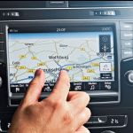 "Retrofit - Radio Composition Media 5,8"" to Navigation Discover PRO - VW Golf 7"