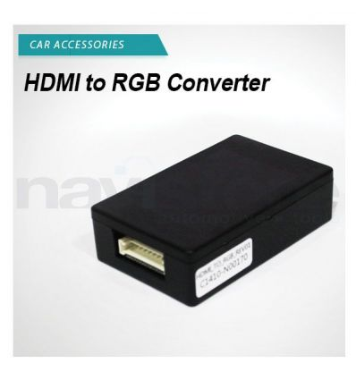 Video converter - HDMI to RGB