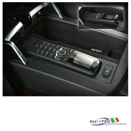 "Ricevitore cordless per sistema Bluetooth ""SAP"" - Retrofit - Audi A8 4E con MMI 2G"