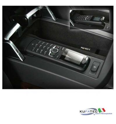 "Ricevitore cordless per sistema Bluetooth ""SAP"" - Retrofit - Audi Q7 4L con MMI 3G"