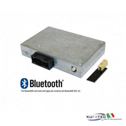 "Bluetooth Handsfree - Retrofit -""Bluetooth Only""- Skoda Octavia 1Z"