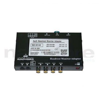 Audi DVD/ RSE interface - Audi MMI 3G / MMI 3G+