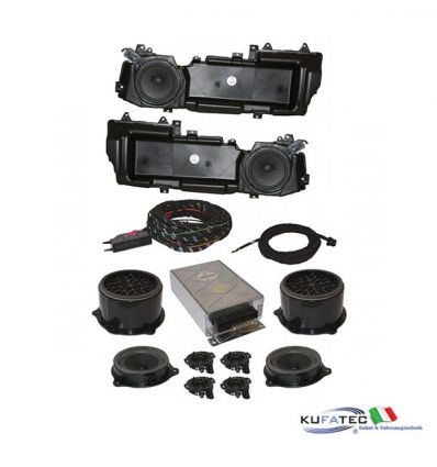 DSP Sound System complete with MMI Basic for Audi A6 4F