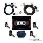 APS Audi Parking System Plus - Ant +  Grafico - Retrofit - Audi A5 8T