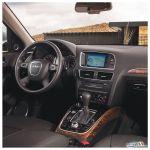 Audi Infotainment MMI High 3G, incl. Navigation HDD - Retrofit - Audi Q5 8R con radio Chorus3 / Concert3 / Symphony3