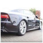 Active suspension control Wi-Fi - Audi A6 4G A4 4G A8 4H