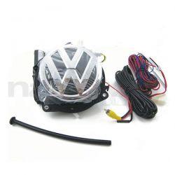 Rear View Camera NTSC - VW Rear emblema- VW Golf 6 berlina