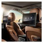 Audi Entertainment mobile (RSE III versione C&G) pacchetto player doppio