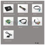 HDMI Video Interface IW04-MB14 - Mercedes NTG 5.0