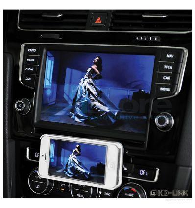 APCAST - Wifi Screen Mirroring - Bundle Volkswagen Seat Skoda MIB, MIB2