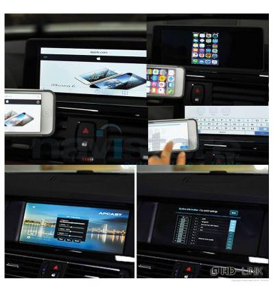 APCAST - Wifi Screen Mirroring - Bundle Bmw CIC, NBT, NBT touch