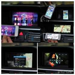 APCAST - Wifi Screen Mirroring - Bundle Mercedes Audio20, NTG 4.5