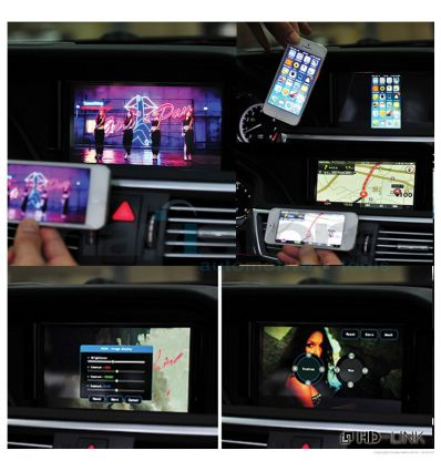 APCAST - Wifi Screen Mirroring - Bundle Mercedes Audio20, NTG 4.5