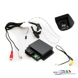 Rear View Camera - Retrofit - Seat Altea - complete