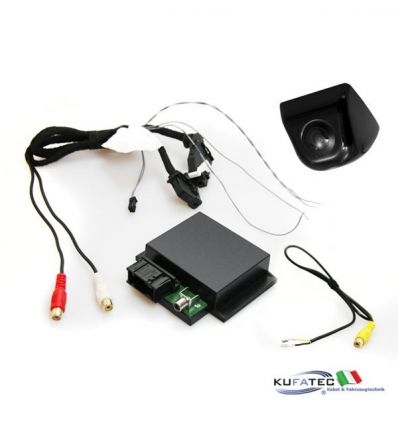 Rear View Camera - Retrofit - Seat Altea - complete