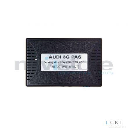 RVC interface AUDI-3G PAS - Audi RMC, MMI 3G