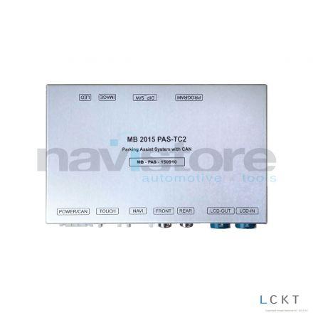 RVC Interface MB15 PAS-TC2 - Mercedes Audio 20, NTG 5.0 / 5.1