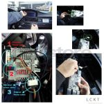 Video Interface - BMW CIC E-Series F-Series, PIP function