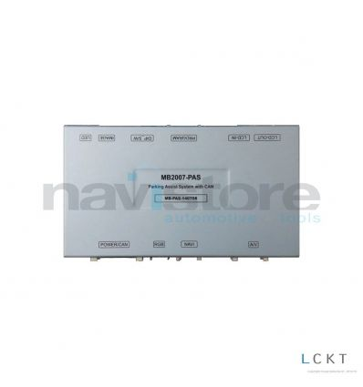 Video Interface MB07-PAS - Mercedes Audio20, NTG 4
