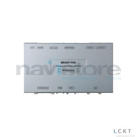 Video Interface MB07-PAS - Mercedes Audio20, NTG 4